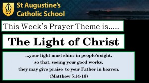 Theme of the Week: The Light of Christ