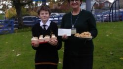 £75 Raised for St Catherine's
