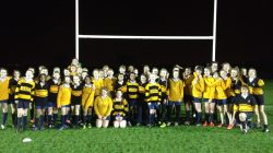 Girls Rugby Win