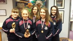Girls Rugby Awards