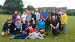 Year 11 vs. Staff Rounders
