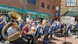 SAJO Play in Town Centre