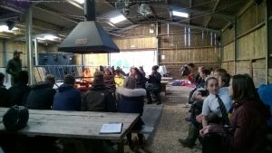 Year 10 Visit to Stepney Hill Farm