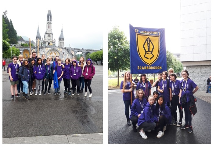 Lourdes Diocesan Youth Pilgrimage 2018