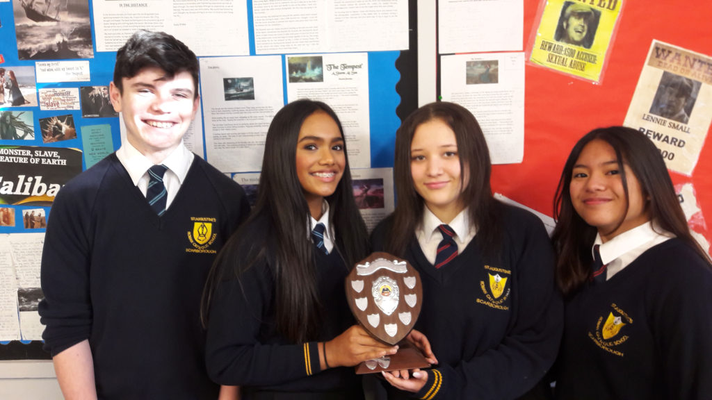 Youth Speaks – Two St Augustine's Teams Hope to Retain Trophies