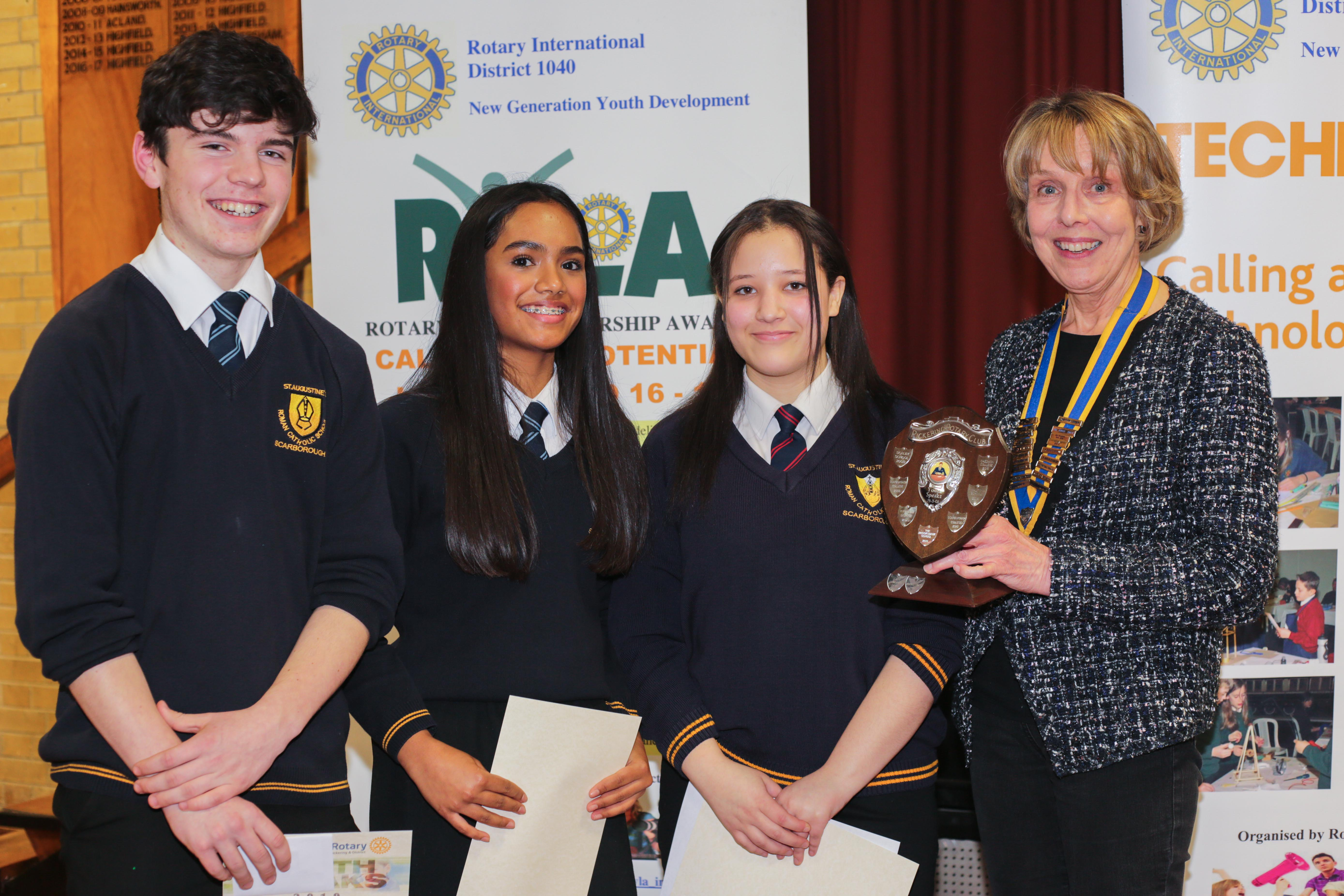 Youth Speaks Competition Winners