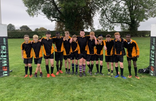 Year 9 Rugby Report