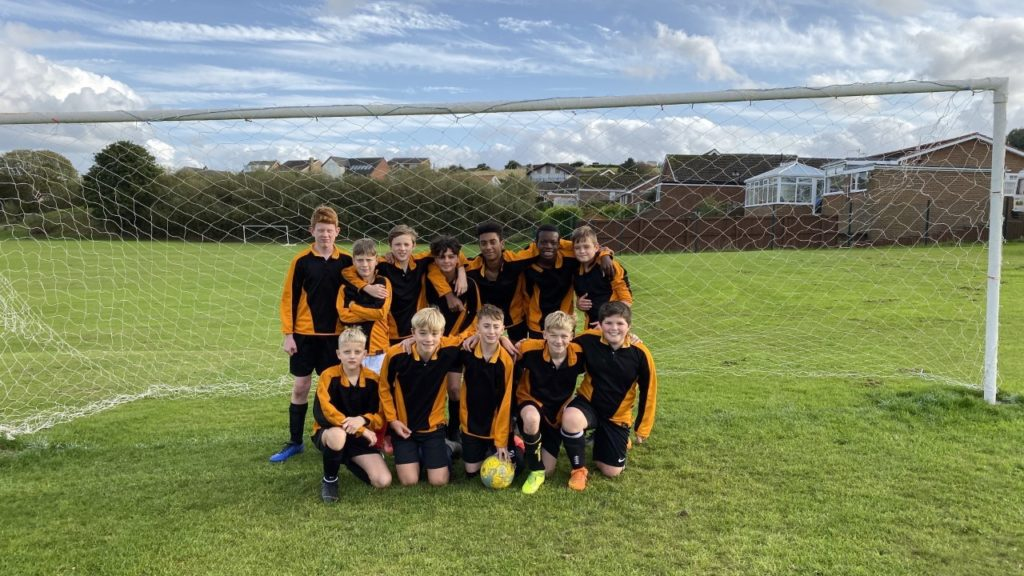 Year 8 Football vs Stokesley School