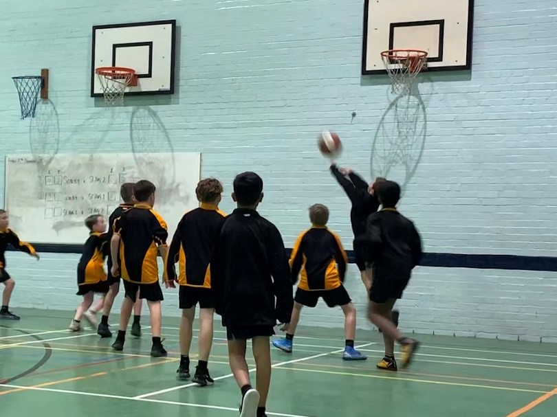 Year 7 Basketball Report