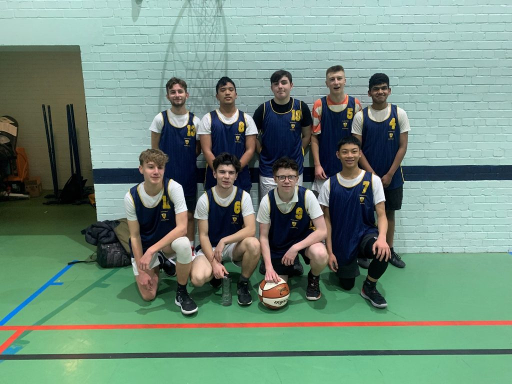 Year 11 Basketball