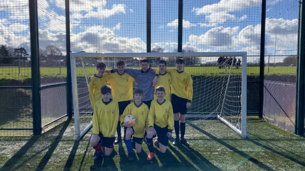 Year 10 Scarborough and District 7-a-side Tournament