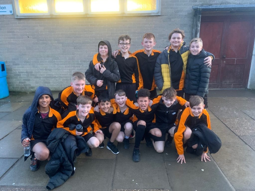 Year 7 Basketball – District Finals – 13 February 2020