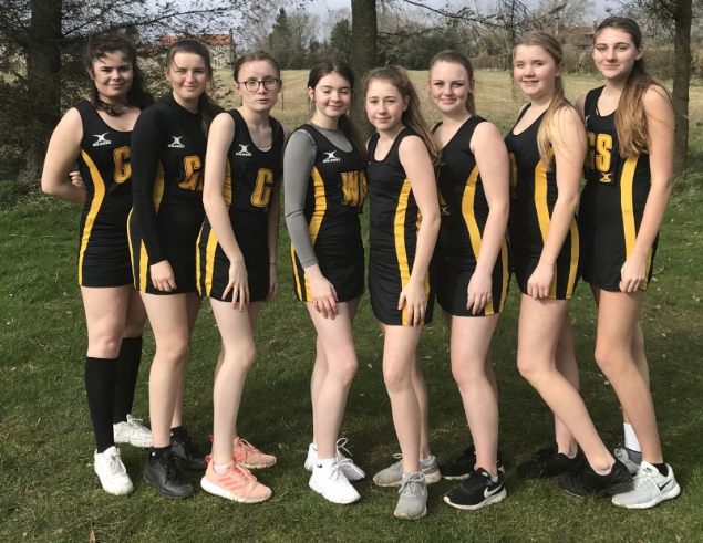 Year 10 District Netball tournament