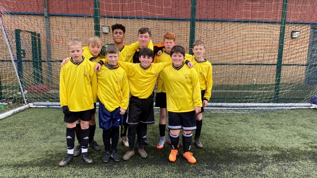 Year 8 Scarborough & District 7-a-side Football Tournament