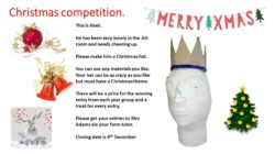 Christmas Art Competition