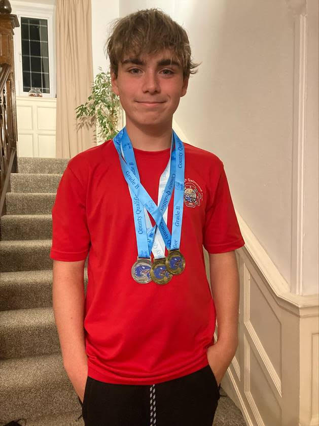Yorkshire Swimming qualifiers